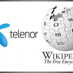 Telenor Offers Free Wikipedia Access