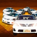 Ufone ShahCar Offers Toyota Corolla XLI Cars