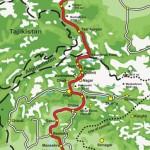 Karakoram Highway kkH Route Overview