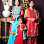 Afia n Amra Summer Collection For Kids