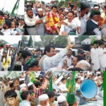 Ameer Muqam Historical Receptions in Pics