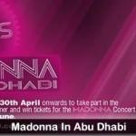 Jazz Jazba Offers Free Tickets of Madonna Concert