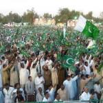 PML-N Nawaz Sharif Jalsa in Attock