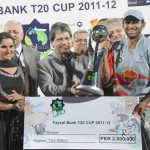Sialkot Stallions Will Play Champions League T20 2012