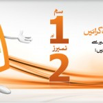 Ufone Free SMS Offer For Double Number Users
