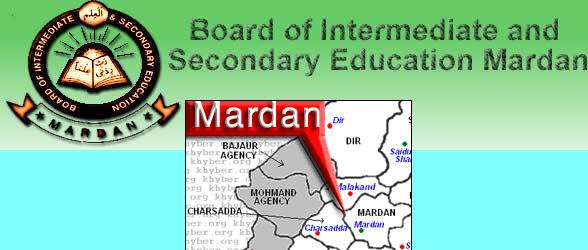 BISE Mardan Board Matric / SSC Annual Result 2012 on 12/6