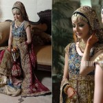 Cookiee Mak Bridal Collection 2012