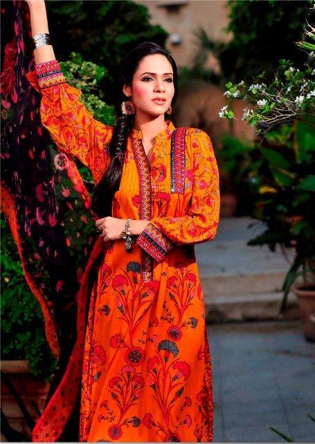 Meena Bazar Summer Lawn 4