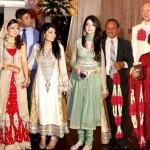 Aqsa Rubab Sister of Meera Wedding Ceremony