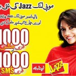 Mobilink Jazz Offers Daily Bonus