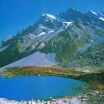 Neel Sar Lake Near Kalam Valley Swat