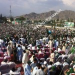 PML-N Swat Public Gathring in Mingora