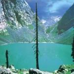 Spinkhore lake Swat valley
