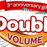 wi-tribe Double Volume Anniversary Offer