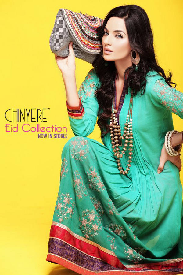 Chinyere Eid Dress 2