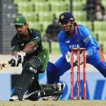 India VS Pakistan Cricket Series In December 2012