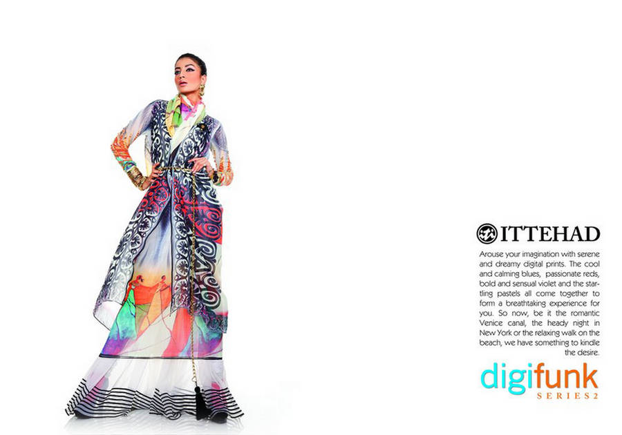 Ittehad Eid Collection 13
