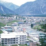 Kalam City Swat Valley - an Attractive View