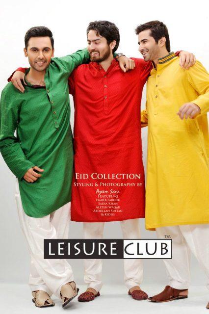 Leisure Club EID Collection 4 – Paki Mag