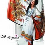Mahiymaan Designer Lawn 4