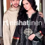 Nisha Eid Lawn Collection By Nishat Linen