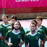 Pakistan VS Spain Match Tied - London Olympics