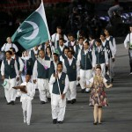 Pakistan Parade of Nations - London Olympics 2012