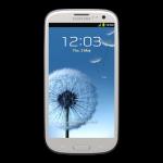 Samsung I9300 Galaxy S III Front