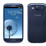 Samsung I9300 Galaxy S III Pebble Blue