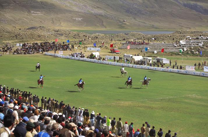 Shandur Polo Festival 2012