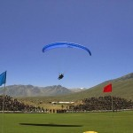 Shandur Polo ground para glaiding