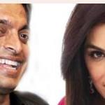 Meera and Shoaib Akhtar Wedding Scandal