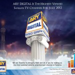 ARY Digital Satellite TV Channel Pakistan