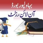 BISE Bahawalpur Board Inter/HSSC Part-II Result 2012