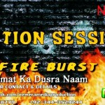 Hyderabad Talent Hunt Show -  The Fire Burst