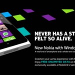 Nokia Lumia 900 offered By Mobilink