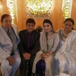 Naveen Waqar Family