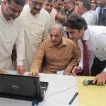 Shahbaz Sharif visits Multan on 7-8-2012 4
