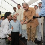Shahbaz Sharif visits Multan on 7-8-2012 student green card