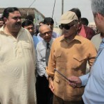 Shahbaz Sharif visits Multan on 7-8-2012 with Rana Mehmood ul Hassan MNA NA-150