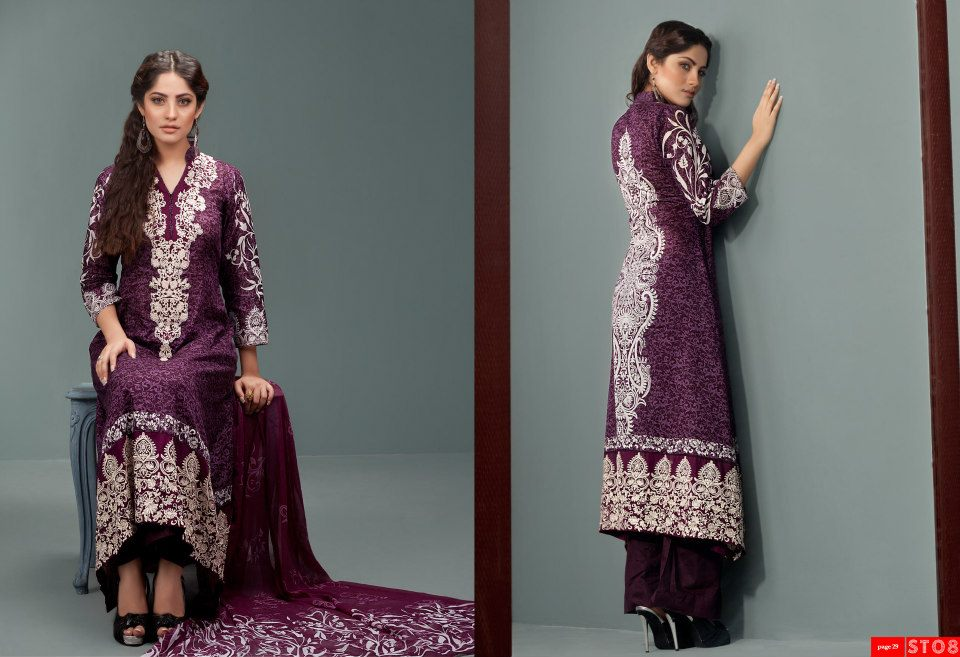 مدل لباس هندي 2013