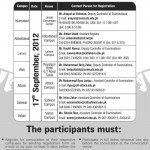 COMSATS 46th Convocation on September 17, 2012 (17/09/2012)
