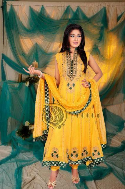 Dhaagay Winter Collection 4