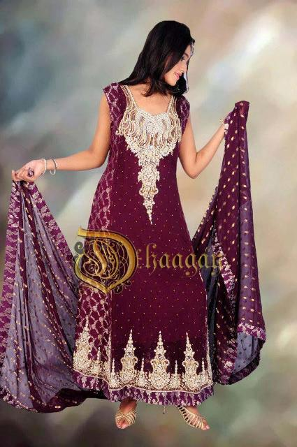 Dhaagay Winter Collection 6