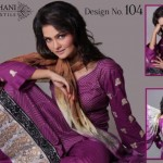 Ghani Textile Mid Summer Lawn Collection 2012