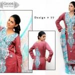 Ghani Textile Mid Summer 11