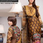 Gul Ahmed Mid Summer Lawn Collection 2012