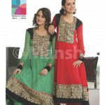 Mansha Salwar Kameez Fall-Winter Collection 2012
