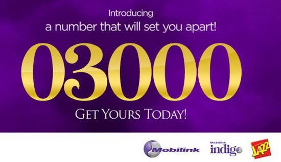 Mobilink Code 03000 Series – Paki Mag