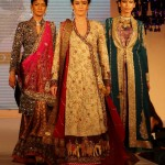 Nida Azwer Bridal Fashion Show In Dehli India